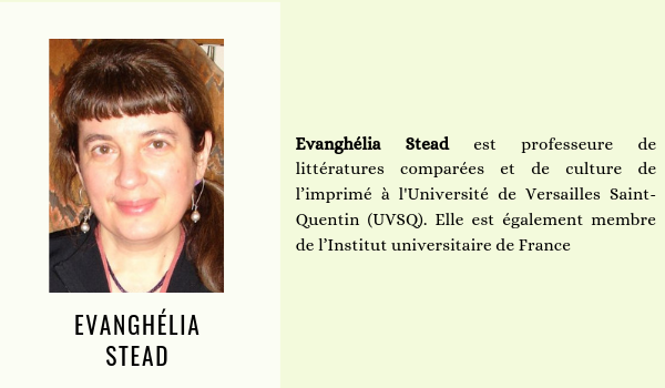 Evanghélia Stead