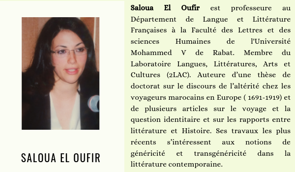 Saloua El Oufir