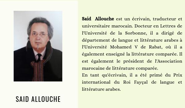 Said Allouche