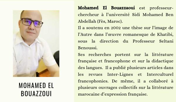 Mohamed El Bouazzaoui