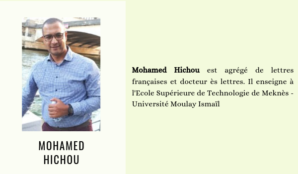 Mohamed Hichou