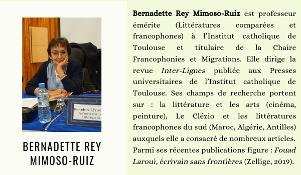 Bernadette Rey Mimoso-Ruiz