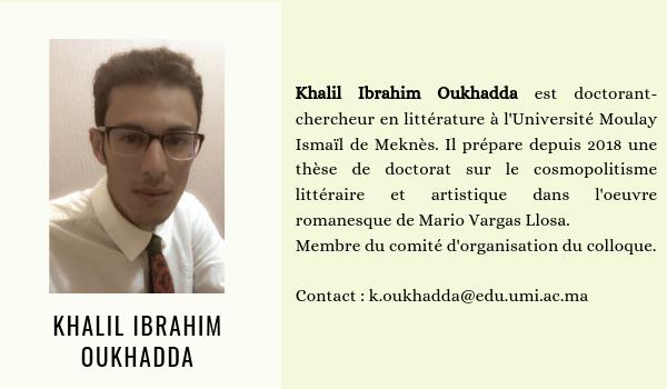 Khalil Ibrahim Oukhadda