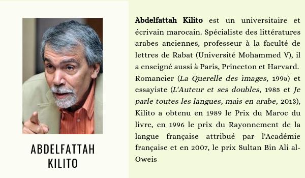 Abdelfattah Kilito