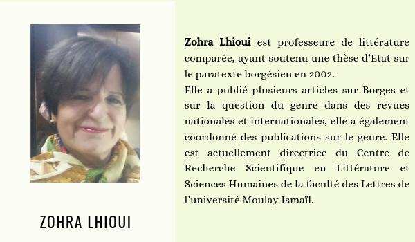 Zohra Lhioui