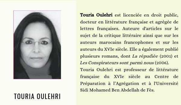 Touria Oulehri