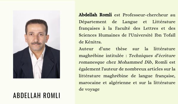 Abdellah Romli