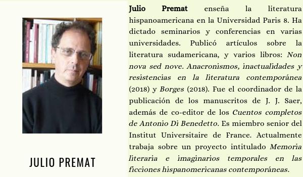 Julio Premat