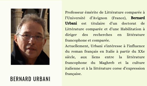 Bernard Urbani