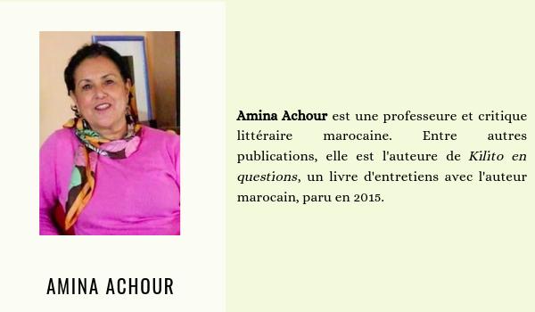 Amina Achour