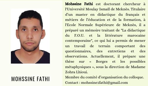Mohssine Fathi